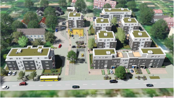 Primevest Capital Partners acquires residential development in Peine, Germany for a south German pension fund